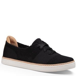 Ugg Pinkett Lace Up Hyper Weave Casual Shoes 9.5